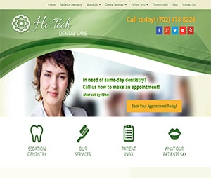 website design colorado springs